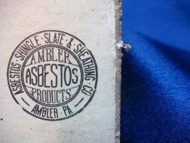 Asbestos Flatsheet