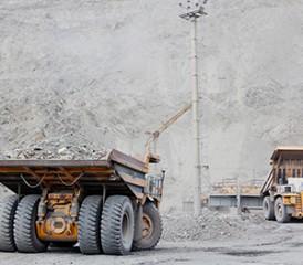 Canadian mine