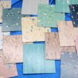 Asbestos-contaminated floor tiles