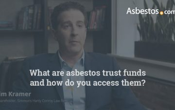 Asbestos trust funds video thumbnail