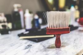 barber shop brush
