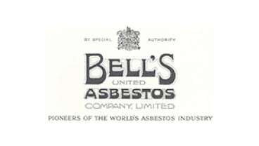 Bell's United Asbestos Company logo