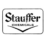 Stauffer Chemical Logo