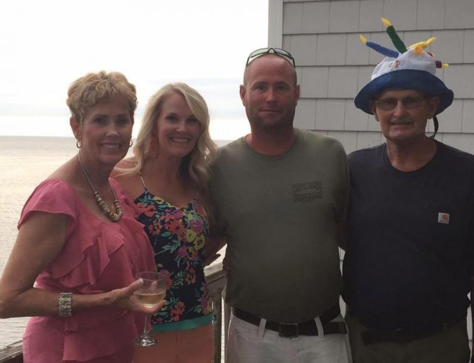 The Chitwood family