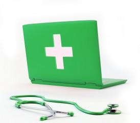 Computer Health Graphic