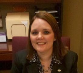 Mesothelioma Survivor Megan H. at Work