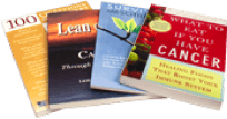 Cancer support and caregiving books