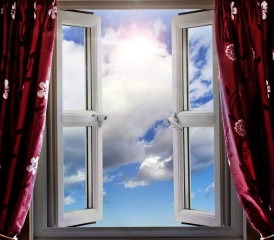 Open The Blinds Let Others Into Your Life