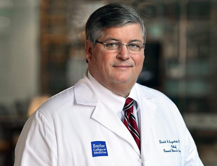David Sugarbaker at Baylor College of Medicine