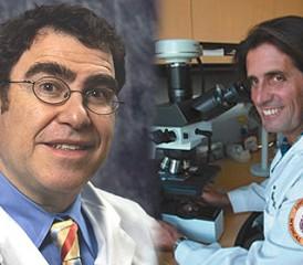 Dr. Harvey Pass & Dr. Michelle Carbone