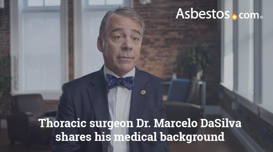 Dr. Marcelo DaSilva medical background video