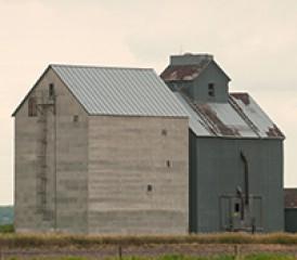 Mill in North Dakota