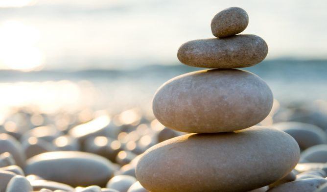 Inner peace and balance