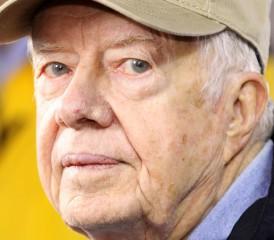 Former President Jimmy Carter, Cancer Free