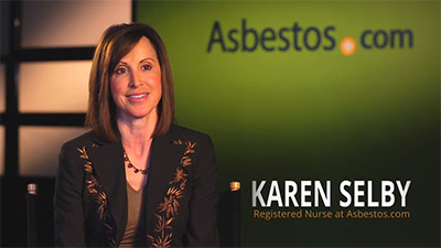 Karen Selby, RN video about mesothelioma
