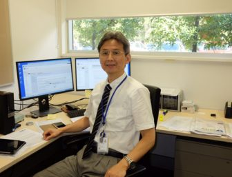 Dr. Ken Takahashi, Director of the Asbestos Diseases Research Institute