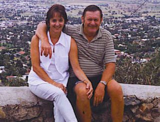Lorraine and Brian