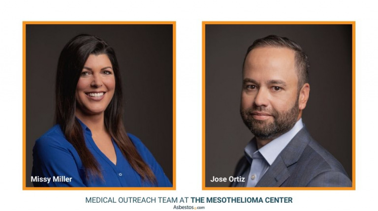 Medical Outreach team at The Mesothelioma Center video thumbnail
