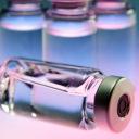 glass liquid medicine vials