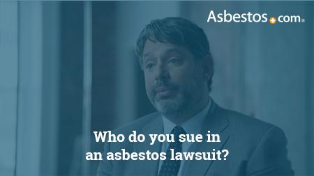 Mesothelioma claims against asbestos companies video thumbnail