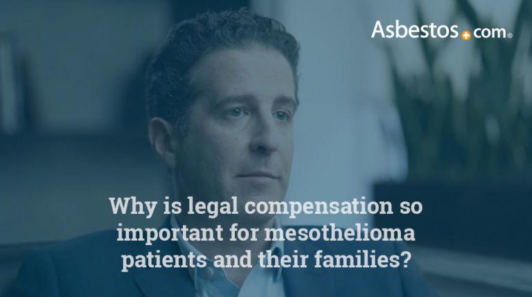 Mesothelioma compensation importance video thumbnail