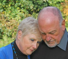 Couple Experiencing Depression