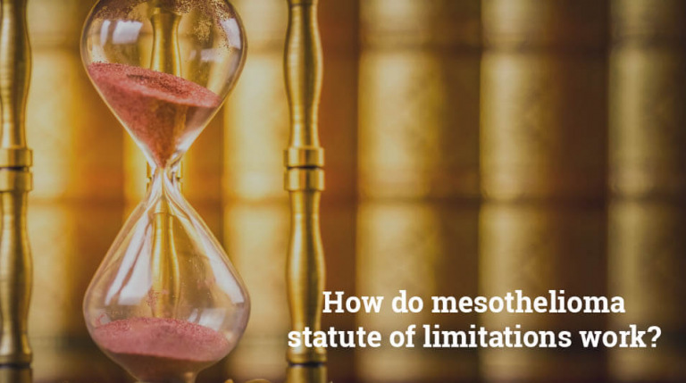 Video about mesothelioma's statute of limitations