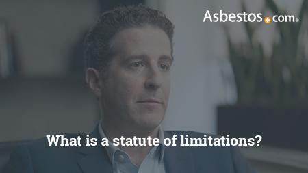 Mesothelioma statute of limitations video