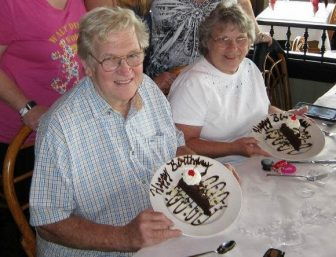 Don Berlin and his wife Sharon