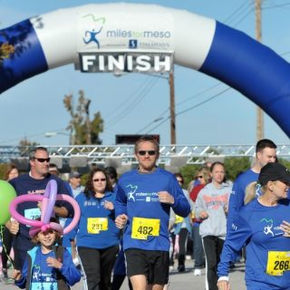 Miles for Meso