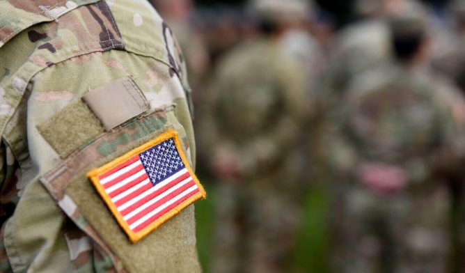 U.S. military personnel
