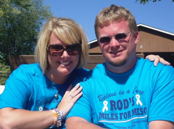 Missy Dorsey Bowles and Husband