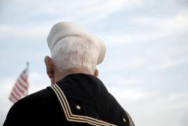 Navy Veteran turned around