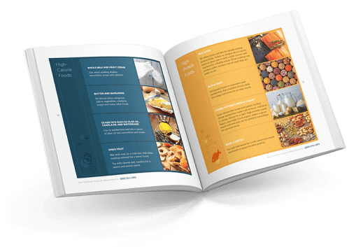 A look Inside the Mesothelioma Nutrition Guide