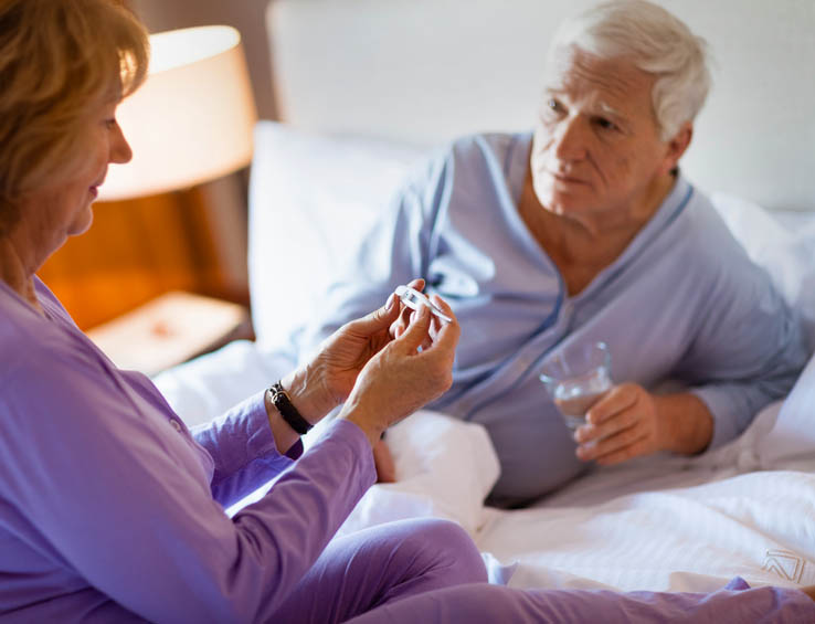 Coping With A Fever After Chemotherapy For Mesothelioma