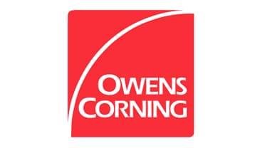 Owens Corning Fiberglass logo