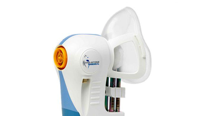 Owlstone Breath Biopsy device