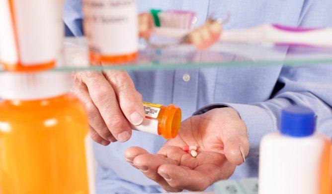 Pain medication pills