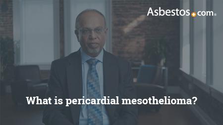 Video of mesothelioma specialist Dr. Wickii Vigneswaran explaining pericardial mesothelioma