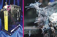 Plastics and circuit breaker