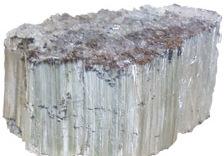 raw asbestos
