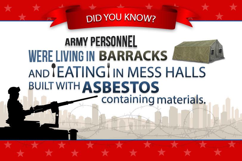 Asbestos Exposure In Various Military Branches Amp Wars