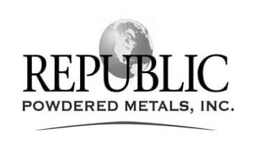 Republic Powdered Metals, Inc. logo