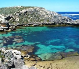 Rottnest Island tidal pool