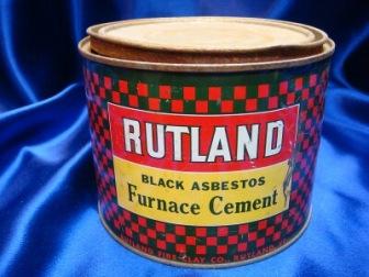Rutland asbestos cement