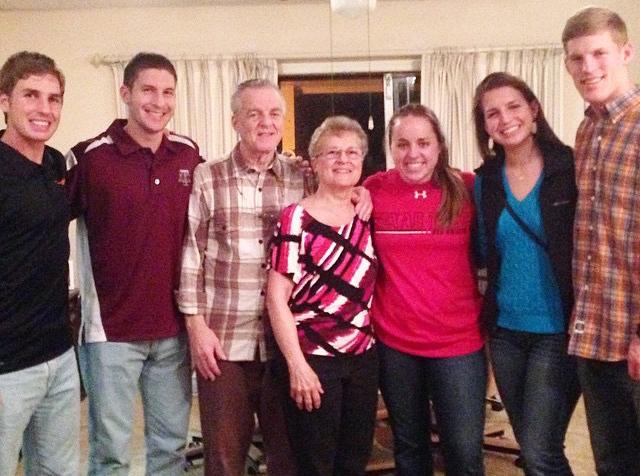 Sydney Roberts family