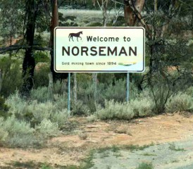 Welcome to Norseman Sign