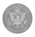 United States District Court of New Jersey seal