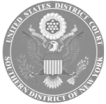 United States District Court of New York seal