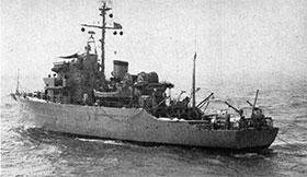 USS Agressive
